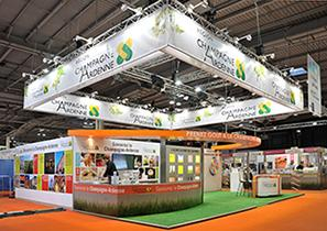 CHAMPAGNE ARDENNES STAND - SIA 2015