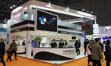 STAND HITACHI - AUTOMECHANIKA 2016