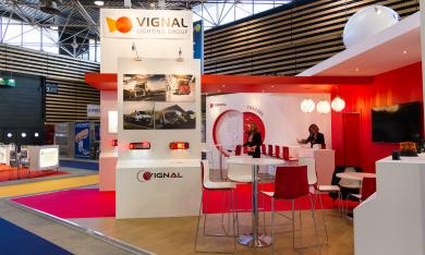 STAND VIGNAL SYSTEMS - SOLUTRANS - LYON