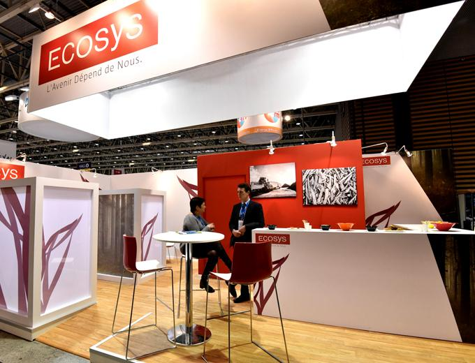 STAND ECOSYS - POLLUTEC 2014