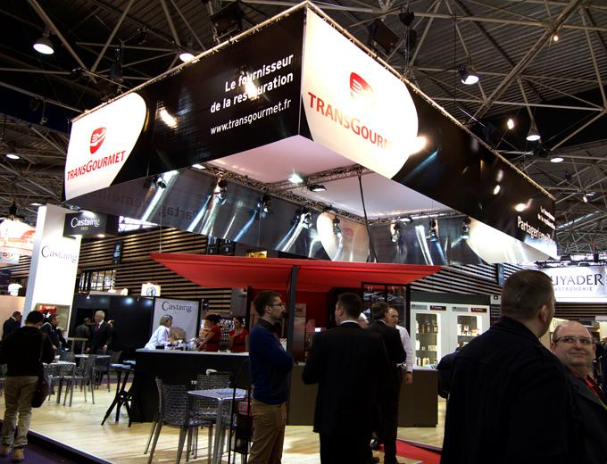 STAND TRANSGOURMET - SIRHA 2015